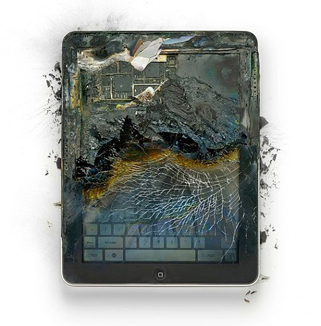 destroyipad